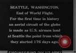Image of Douglas World Cruisers Seattle Washington USA, 1924, second 10 stock footage video 65675071972