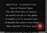 Image of Douglas World Cruisers Seattle Washington USA, 1924, second 12 stock footage video 65675071972