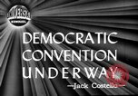 Image of Democratic National Convention Chicago Illinois USA, 1944, second 1 stock footage video 65675071973