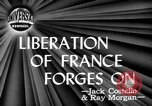Image of independence celebrations France, 1944, second 4 stock footage video 65675071976