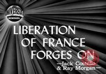 Image of independence celebrations France, 1944, second 5 stock footage video 65675071976
