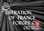 Image of independence celebrations France, 1944, second 6 stock footage video 65675071976