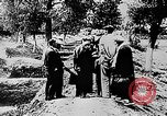 Image of mass burial Ukraine, 1944, second 8 stock footage video 65675071994