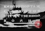 Image of Soviet Navy warships Caspian Sea, 1943, second 7 stock footage video 65675072019