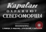 Image of Soviet Navy Soviet Union, 1941, second 4 stock footage video 65675072021