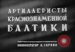 Image of Soviet 12-52 30.5cm gun Soviet Union, 1943, second 2 stock footage video 65675072022