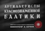 Image of Soviet 12-52 30.5cm gun Soviet Union, 1943, second 3 stock footage video 65675072022