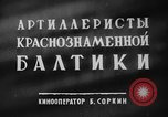 Image of Soviet 12-52 30.5cm gun Soviet Union, 1943, second 5 stock footage video 65675072022