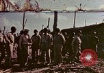 Image of Chester William Nimitz Kwajalein Island Marshall Islands, 1944, second 1 stock footage video 65675072048