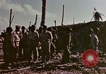 Image of Chester William Nimitz Kwajalein Island Marshall Islands, 1944, second 6 stock footage video 65675072048