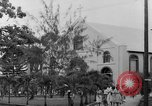 Image of Baptist church Guam, 1939, second 4 stock footage video 65675072055