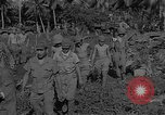Image of American soldiers Guam, 1945, second 4 stock footage video 65675072059