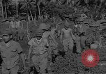 Image of American soldiers Guam, 1945, second 5 stock footage video 65675072059