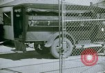Image of US alien detention facility mail handling Crystal City Texas USA, 1943, second 7 stock footage video 65675072065