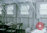 Image of Alien internment center dining facility Crystal City Texas USA, 1943, second 5 stock footage video 65675072068