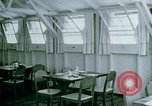 Image of Alien internment center dining facility Crystal City Texas USA, 1943, second 7 stock footage video 65675072068
