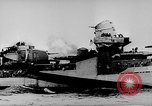 Image of United States Navy Task Force 58 Okinawa Ryukyu Islands, 1945, second 5 stock footage video 65675072093