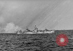 Image of United States Navy Task Force 58 Okinawa Ryukyu Islands, 1945, second 10 stock footage video 65675072093