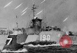 Image of United States Navy Task Force 58 Okinawa Ryukyu Islands, 1945, second 12 stock footage video 65675072093