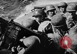 Image of United States Navy Task Force 58 in World War 2 Okinawa Ryukyu Islands, 1945, second 9 stock footage video 65675072095