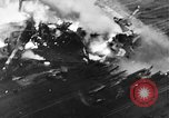 Image of United States Navy Task Force 58 Okinawa Ryukyu Islands, 1945, second 12 stock footage video 65675072098