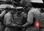 Image of review of mission Saipan Northern Mariana Islands, 1945, second 5 stock footage video 65675072101