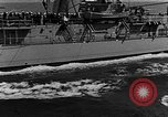 Image of USS Franklin D Roosevelt Mediterranean Sea, 1959, second 4 stock footage video 65675072112