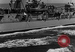 Image of USS Franklin D Roosevelt Mediterranean Sea, 1959, second 7 stock footage video 65675072112