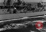 Image of USS Franklin D Roosevelt Mediterranean Sea, 1959, second 8 stock footage video 65675072112