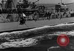 Image of USS Franklin D Roosevelt Mediterranean Sea, 1959, second 9 stock footage video 65675072112
