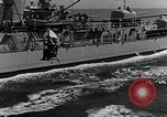 Image of USS Franklin D Roosevelt Mediterranean Sea, 1959, second 10 stock footage video 65675072112