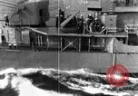 Image of USS Franklin D Roosevelt Atlantic Ocean, 1959, second 5 stock footage video 65675072124