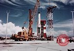 Image of Minuteman missile Cape Canaveral Florida USA, 1961, second 8 stock footage video 65675072132