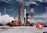 Image of Minuteman missile Cape Canaveral Florida USA, 1961, second 9 stock footage video 65675072132