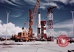 Image of Minuteman missile Cape Canaveral Florida USA, 1961, second 11 stock footage video 65675072132