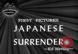 Image of Japanese surrender Ie Shima Ryukyu Islands, 1945, second 2 stock footage video 65675072158