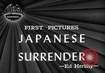 Image of Japanese surrender Ie Shima Ryukyu Islands, 1945, second 5 stock footage video 65675072158