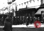 Image of German troops Vienna Austria, 1938, second 1 stock footage video 65675072166
