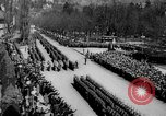 Image of German troops Vienna Austria, 1938, second 4 stock footage video 65675072168