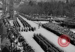 Image of German troops Vienna Austria, 1938, second 7 stock footage video 65675072168
