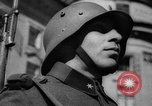 Image of German troops Vienna Austria, 1938, second 8 stock footage video 65675072168