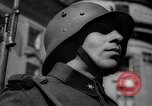 Image of German troops Vienna Austria, 1938, second 9 stock footage video 65675072168
