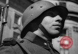 Image of German troops Vienna Austria, 1938, second 10 stock footage video 65675072168