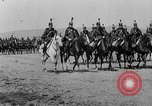 Image of Austro-Hungarian cavalry on battlefield in World War 1 Austria-Hungary, 1916, second 7 stock footage video 65675072169