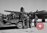 Image of Eddie Rickenbacker Europe, 1944, second 9 stock footage video 65675072176