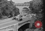 Image of Commuters driving to Washington, DC, on Rock Creek Parkway Washington DC USA, 1935, second 3 stock footage video 65675072204