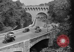 Image of Commuters driving to Washington, DC, on Rock Creek Parkway Washington DC USA, 1935, second 4 stock footage video 65675072204