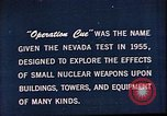 Image of Operation Cue Nevada United States USA, 1964, second 5 stock footage video 65675072219