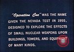 Image of Operation Cue Nevada United States USA, 1964, second 6 stock footage video 65675072219