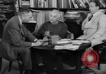 Image of Albert Einstein peaceful use of atomic power Princeton New Jersey USA, 1946, second 11 stock footage video 65675072233